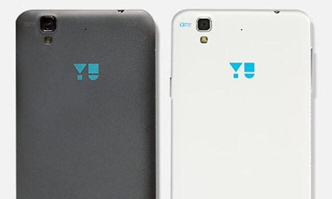 YU Yureka Plus camera