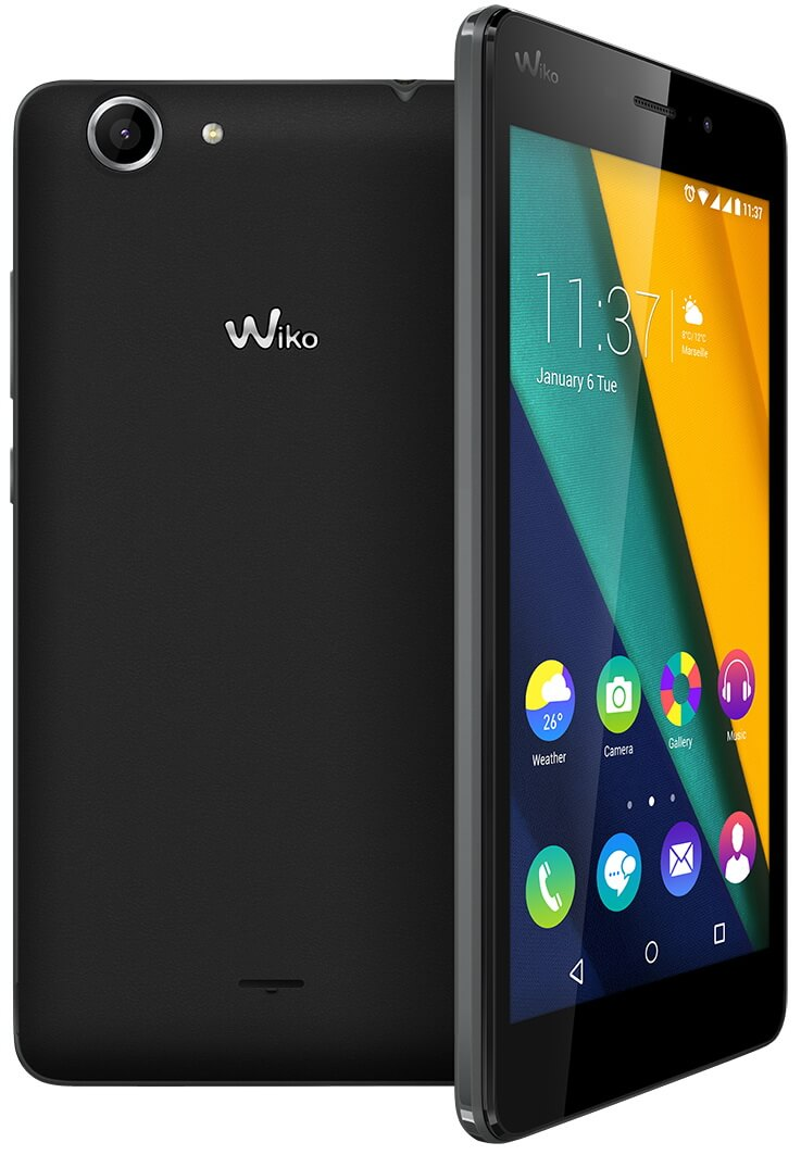 Wiko Pulp Fab mobile