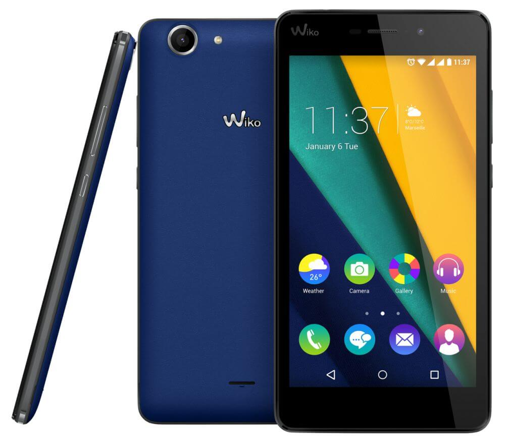 Wiko Pulp mobile