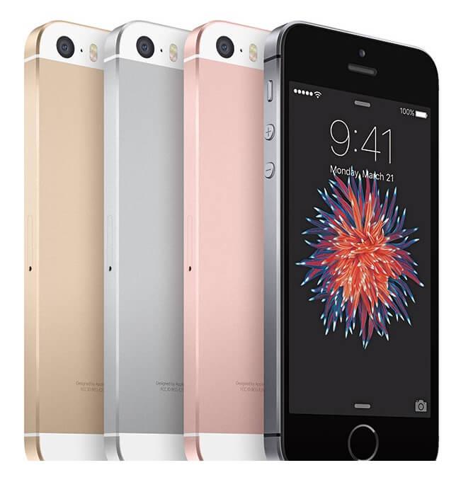 Apple iPhone SE photo