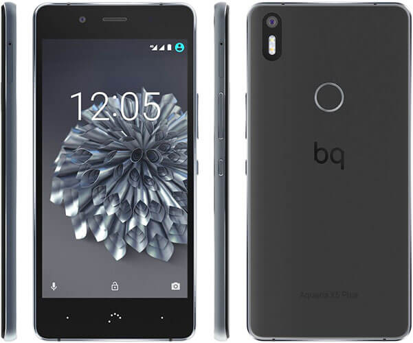 BQ Aquaris X5 Plus mobile photo