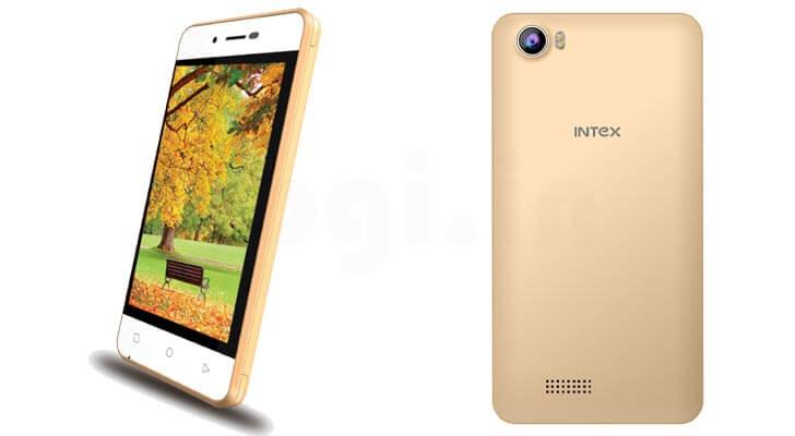 Intex Aqua 4G Strong price