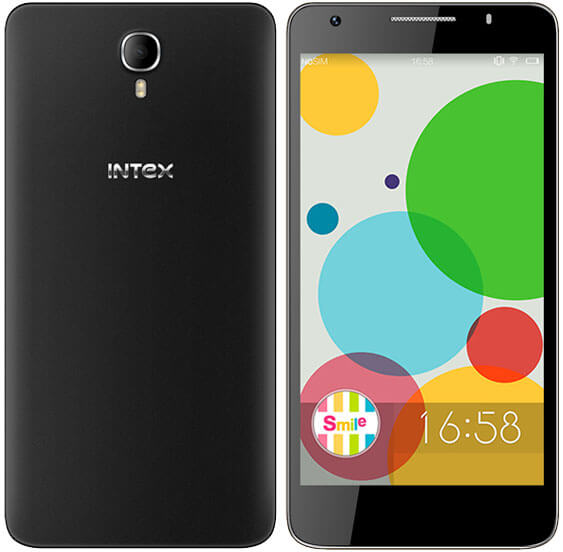 Intex Aqua Star 2 photo