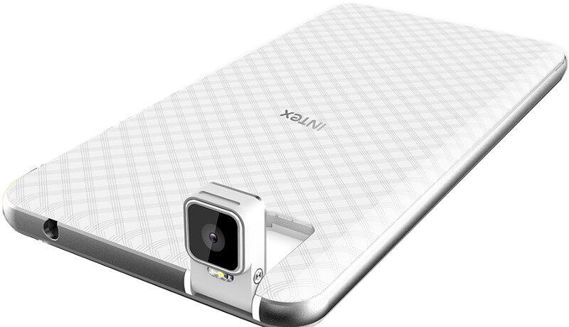 Intex Aqua Twist camera