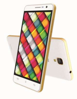 Intex Cloud Crystal 2.5 D mobile