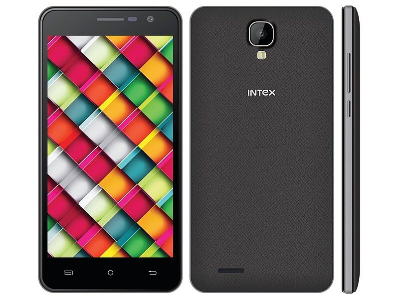 Intex Cloud Crystal 2.5 D photo