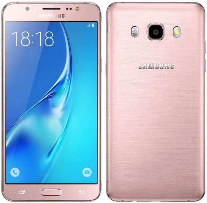 Samsung Galaxy J7 2016 color