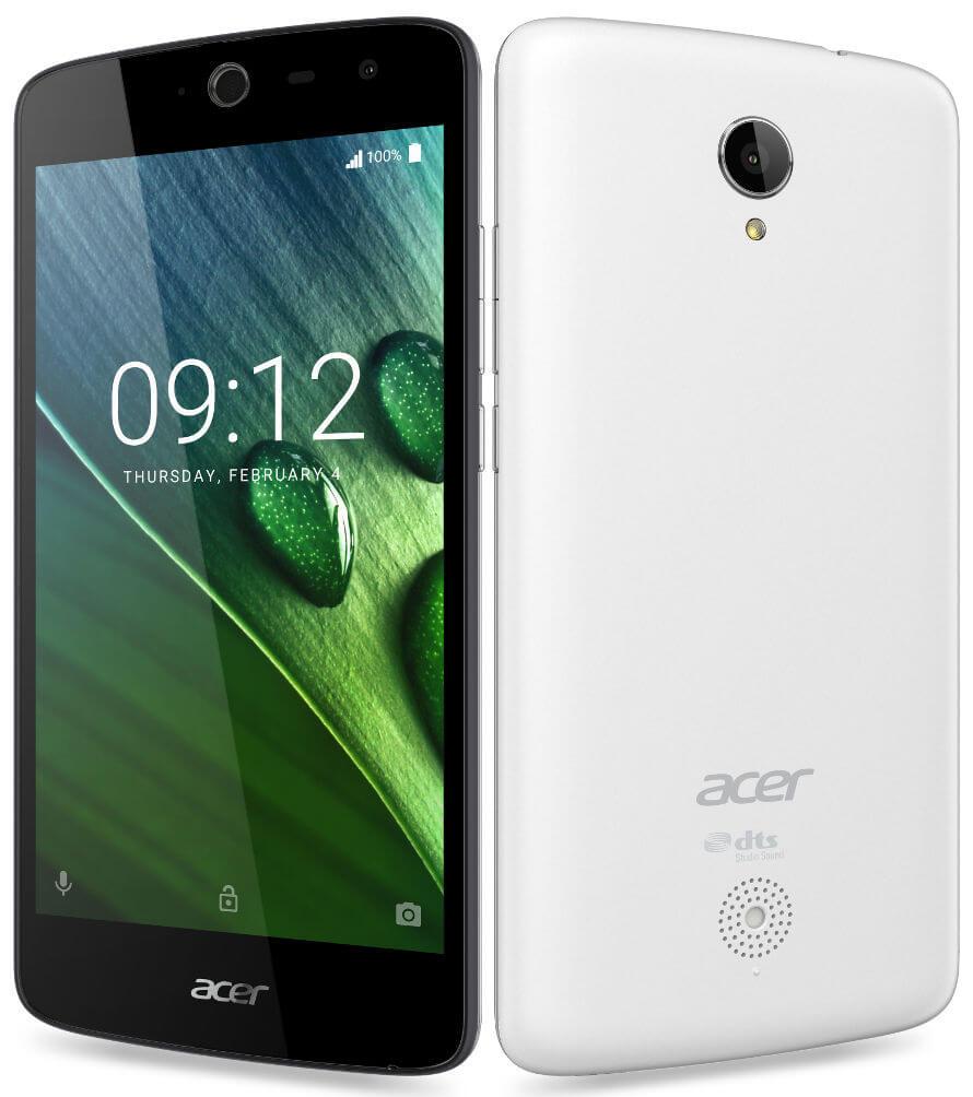 Acer Liquid Zest Plus mobile