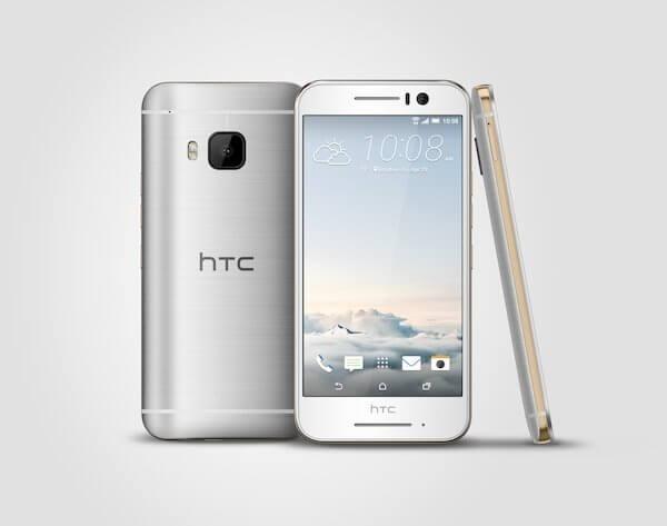 HTC One S9 photo