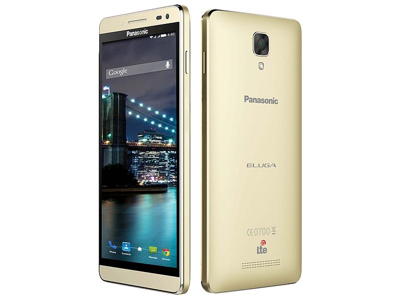 هاتف باناسونيك الجديد Panasonic Eluga I2 2016