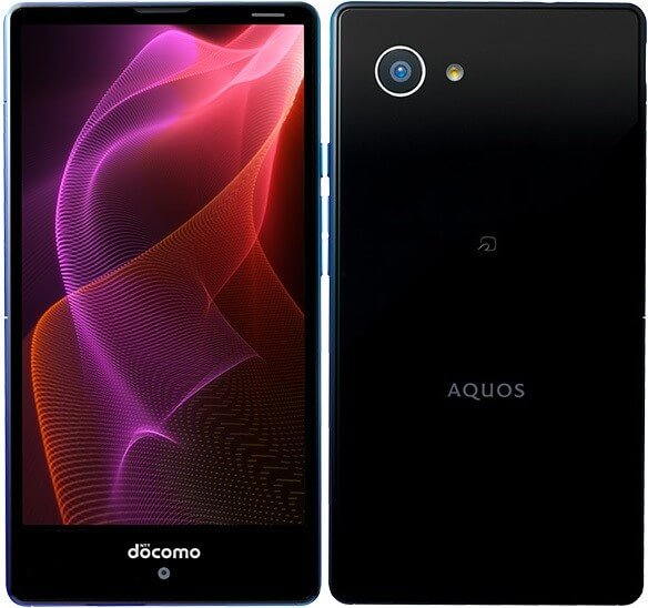 Sharp Aquos Compact SH-02H price