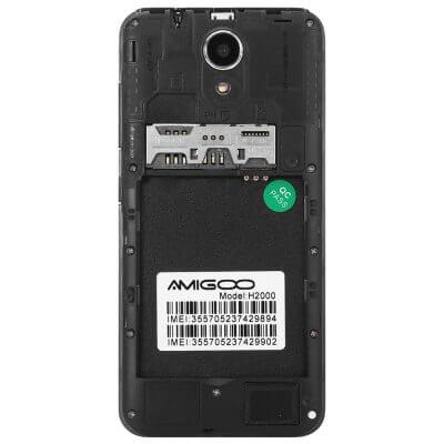 Amigoo H2000 battery