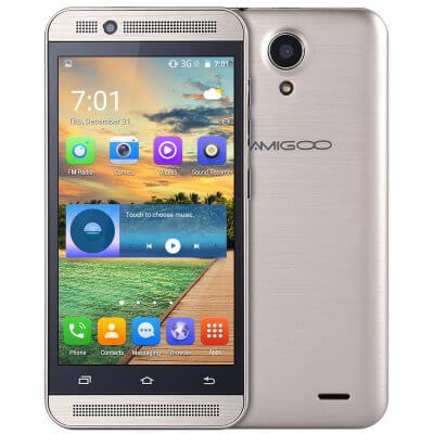 Amigoo H2000 gold