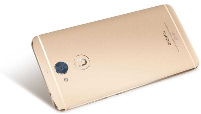 Gionee S6 Pro camera