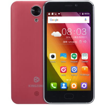 KingZone S2 red