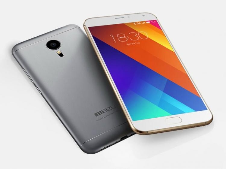 الهاتف الجديد لشركة ميزو Meizu MX6