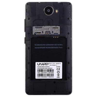 Uhappy V5 battery