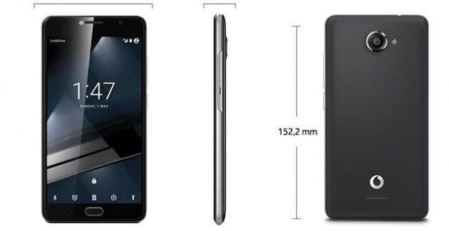 Vodafone Smart ultra 7 mobile