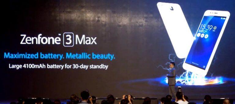 Asus Zenfone 3 Max photo