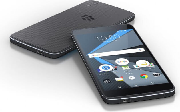 BlackBerry DTEK50 photo