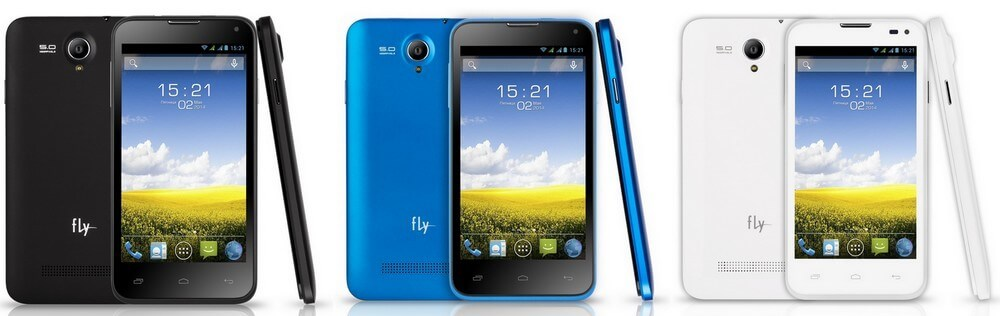 Fly Era Style 3 mobile colors