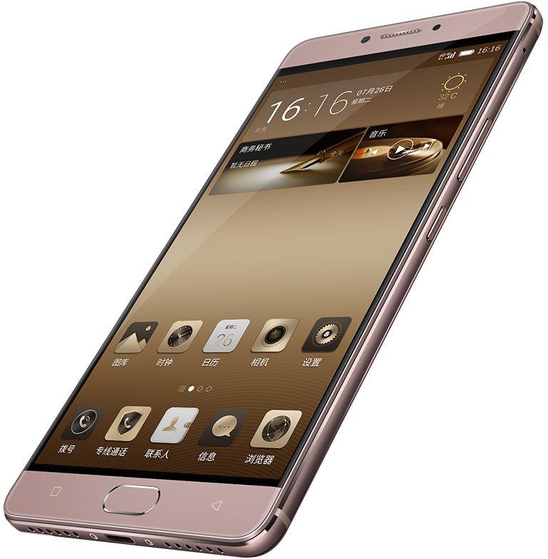 الهاتف الذكي الجديد Gionee M6