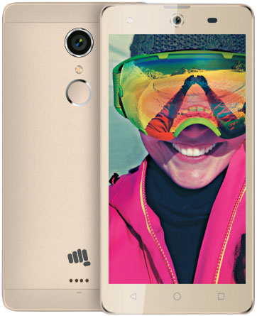 Micromax Canvas Selfie 4 photo