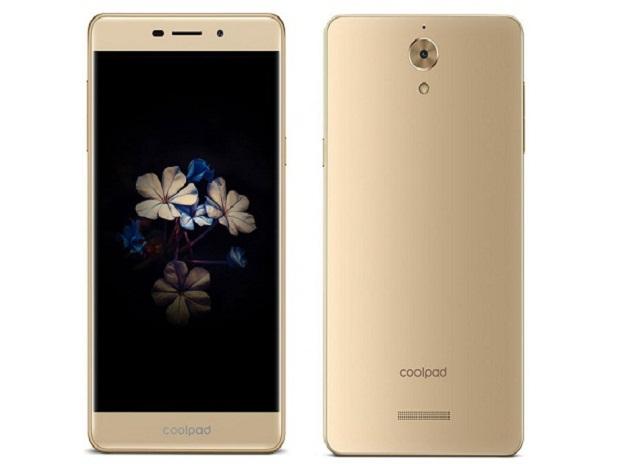 الهاتف الذكي الجديد Coolpad Mega 2.5D