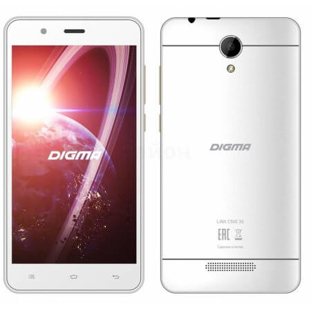 Digma Link C500 3G photo