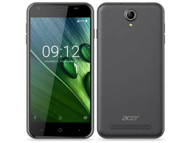 Acer Liquid Z6 photo