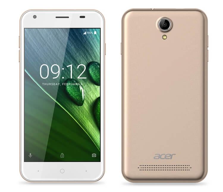 Acer Liquid Z6 price