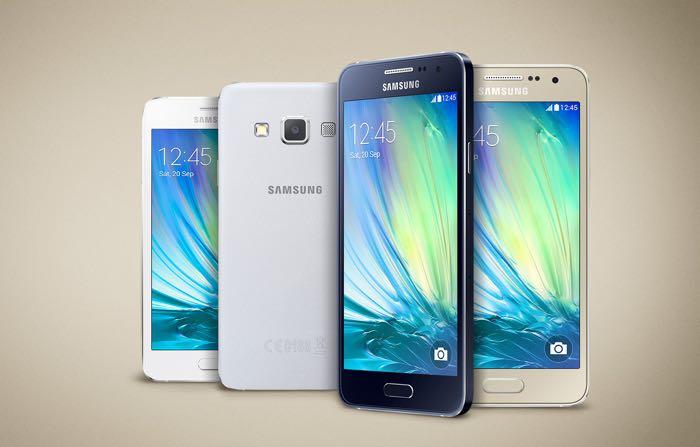 Samsung Galaxy A3 2017 يحصل على تحديث نوجا | بوابة الموبايلات