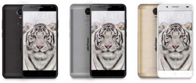 ulefone-tiger-colors