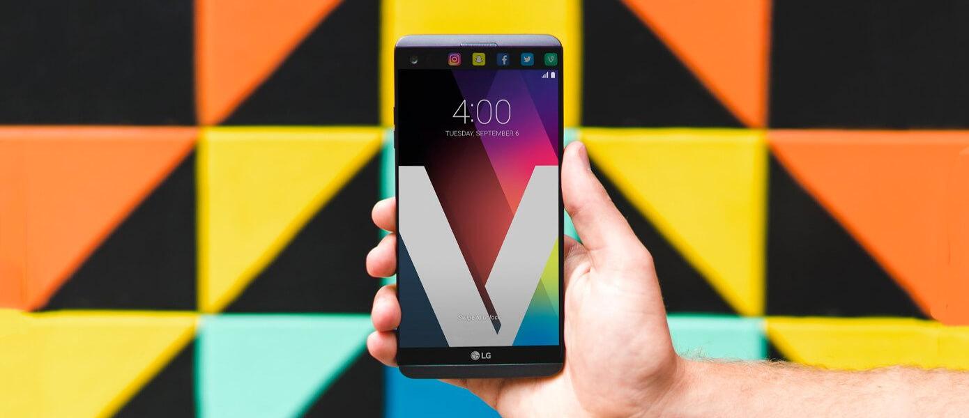 هاتف LG V30 وتسريبات جديدة عن مواصفات الهاتف