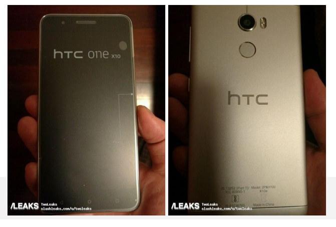 HTC One X10 وصور مسربة جديدة للهاتف القادم
