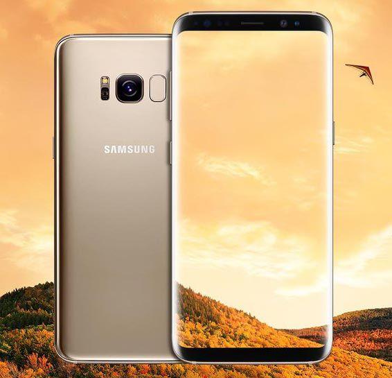سعر ومواصفات هاتف Samsung Galaxy S8