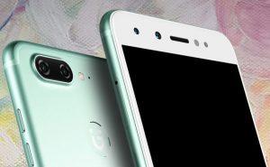 هاتف Gionee S10 وتصميم بأربع كاميرات | بوابة الموبايلات