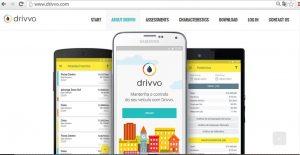 تطبيق Drivvo | بوابة الموبايلات