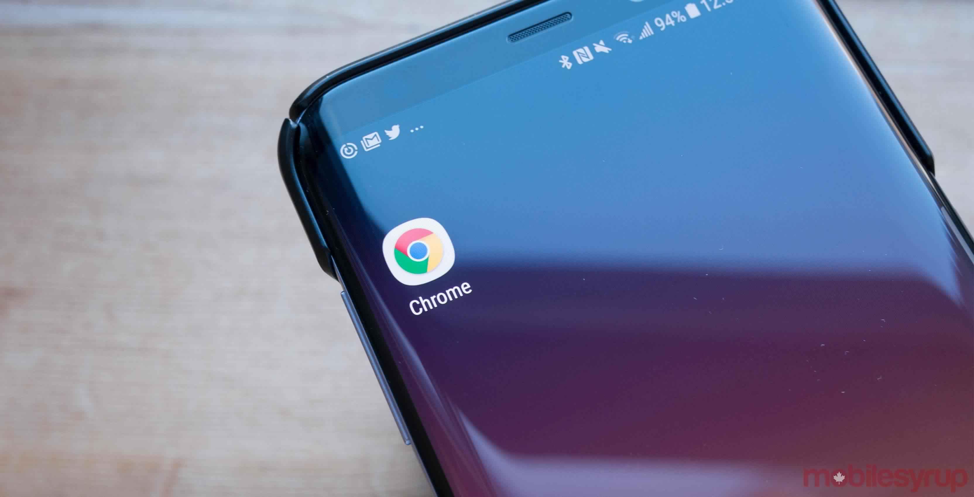 جوجل تطرح النسخة التجريبية من Chrome 60 على متجرها | بوابة الموبايلات