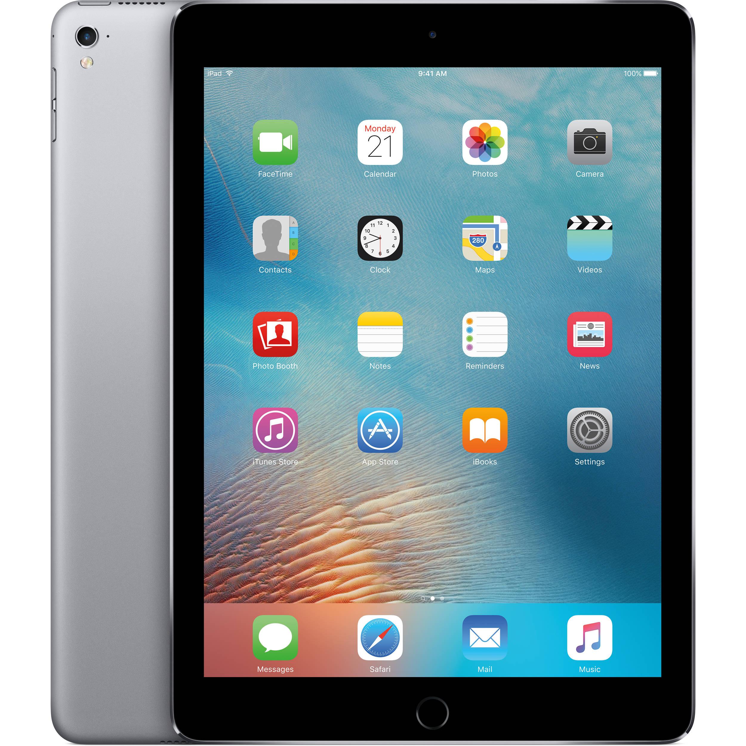 الجهازين اللوحين iPad Pro 10.5 و iPad Pro 12.9 | بوابة الموبايلات