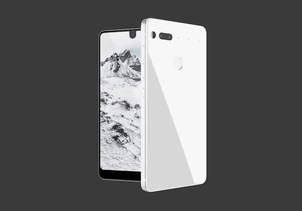 شكل هاتف Essential PH-1 | بوابة الموبايلات