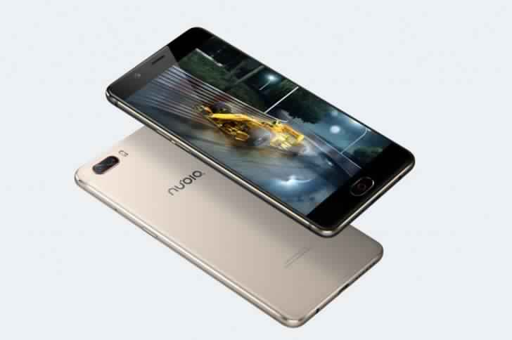 Nubia Z17 يتفوق على سامسونج Galaxy S8 | بوابة الموبايلات