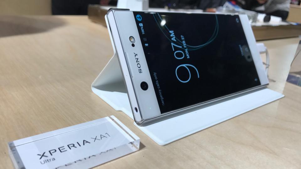 سوني تحدث Sony Xperia XA و XA Ultra بـ نوجا | بوابة الموبايلات
