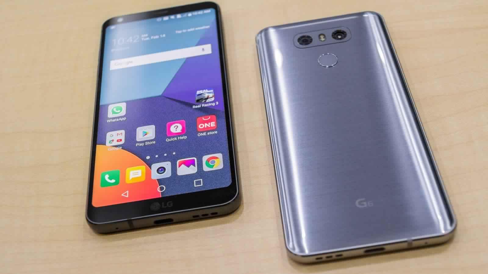 مميزات وعيوب ال جي جي 6 بلاس - LG G6 Plus