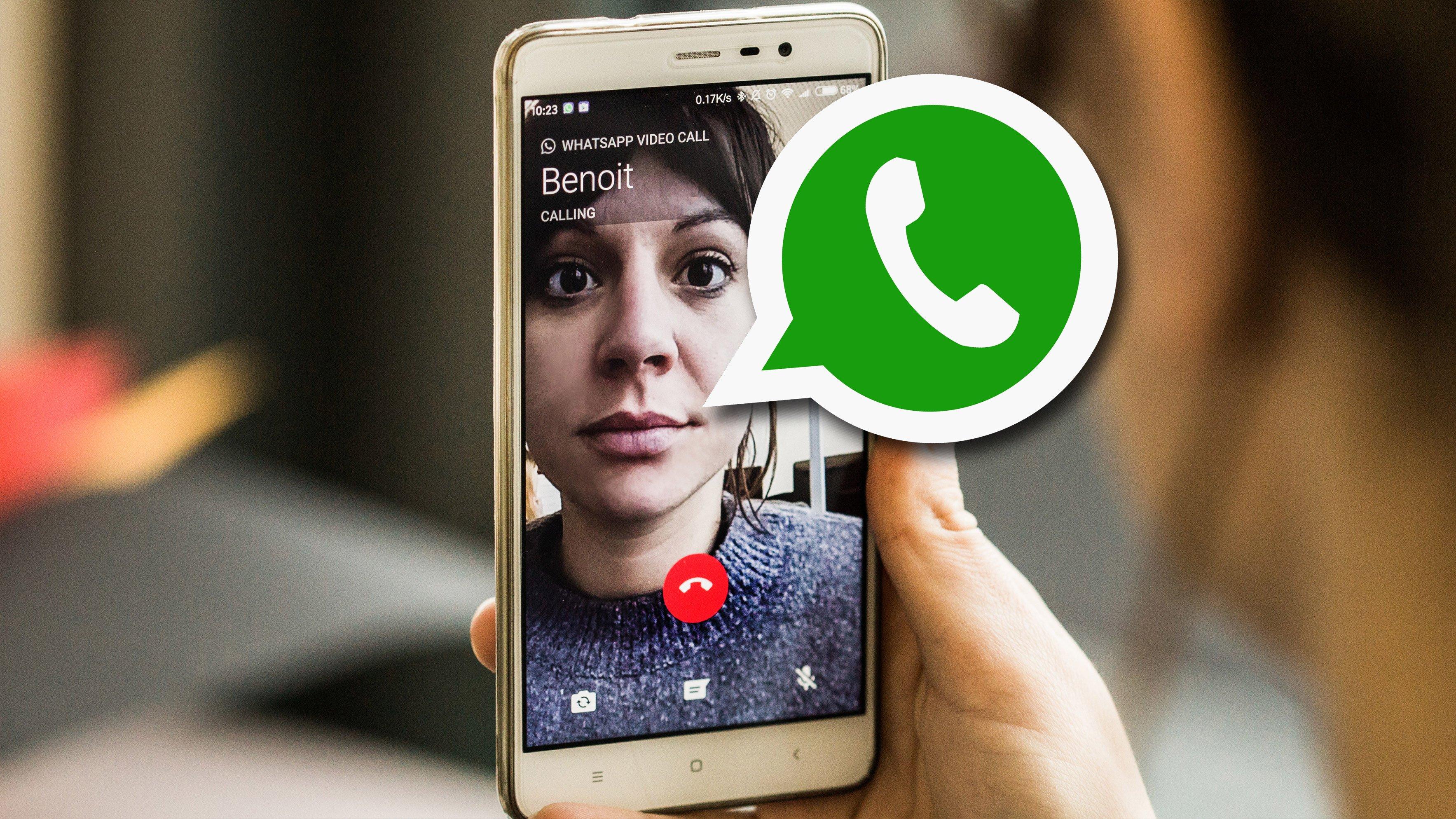 واتساب يطرح ميزة جديدة في مكالمات الفيديو لهواتف أندرويد | بوابة الموبايلات