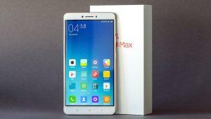 الهاتف Xiaomi Mi Max