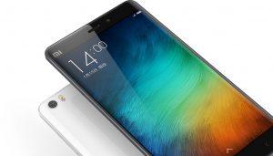 الهاتف Xiaomi Mi 6