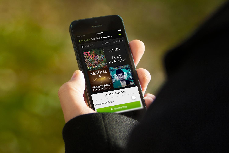 Spotify تختبر خاصية السواقة لمستخدمي أندرويد | بوابة الموبايلات