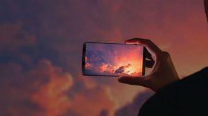 الهاتف Samsung Galaxy S8