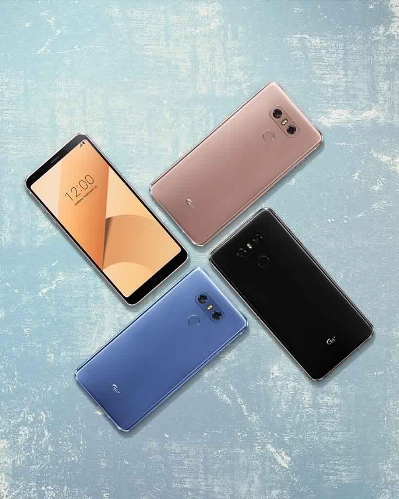 مميزات هاتف ال جي جي 6 بلاس - LG G6 Plus